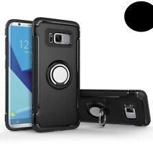 Samsung Galaxy S8 Slim Black Durable Phone Case