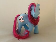My Little Pony Vintage G1 Princess Royal Blue 1987 Hasbro MlP