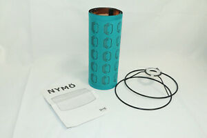 "Ikea NYMÖ Lamp Shade Perforated  9 3/4"" tall & 7"" diameter - NEW in box"