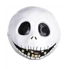 Disguise pesadilla antes de Navidad Jack Esquéleton disfraz adulto Máscara Látex