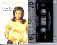 Deborah Cox Who Do U Love 1995 Cassette Tape Single Pop Dance Rock