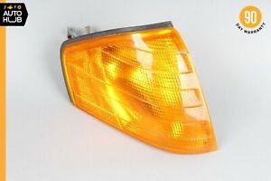 90-94 Mercedes R129 SL500 600SL Right Passenger Side Headlight Turn Signal OEM