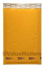 400 #1 Quality USA Kraft 7.25x12 Bubble Mailers 100.4