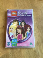 LEGO Friends: Friends Are Forever (includes Colouring Sheet)DVD brand new sealed
