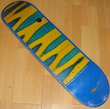 """REAL - Skateboard Deck - Brock - Home Turf Spectrum -  8.18"""" wide - DSC03362"""