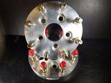 6x5.5 to 8x7.1 / 6x139.7 to 8x180 US Wheel Adapters x 2 14x1.5 studs 1 in thick