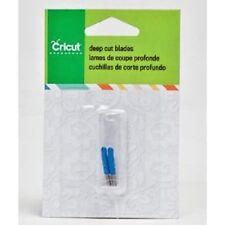 New Cricut Deep Cut Replacement Blades