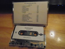 RARE PROMO Rusted Root CASSETTE TAPE Remember 1996 Gathering Field talking heads