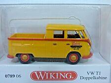 Wiking Volkswagen T1 Double Cab Pickup
