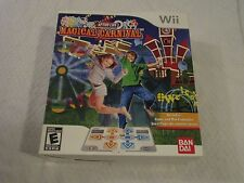 Nintendo Wii Active Life Magical Carnival Video Game with Mat Controller
