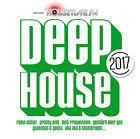CD Deep House 2017 von Various Artists 2CDs