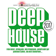 CD Deep House 2017 von Various Artists 2CDs