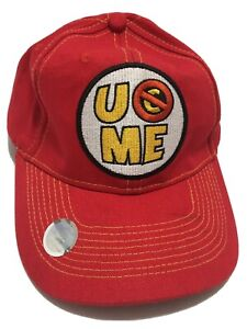 WWE Wrestling Authentic John CENA Hat Hustle Loyalty Embroidered U Cant See Me