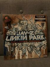 Jay-Z and Linkin Park - Collision Course BLUE VINYL | RARE and SEALED