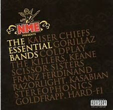 Various Artists - NME Presents the Essential Bands (PA) CD Double Album 2005)