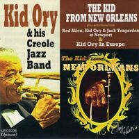 Kid Ory - The Kid from New Orleans [CD]