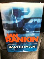 Ian Rankin Watchman 2007 hardcover Dust jacket US 1st edition