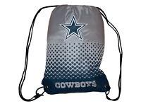 Dallas Cowboys Fan Gymbag NFL Turnbeutel Sportbeutel 45x35cm Tasche