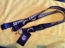 NFL Los Angeles Chargers Blue Breakaway Lanyard Key chain