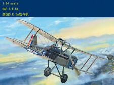 Merit Trumpeter 62402 1/24  RAF S.E.5a plane model kit ▲