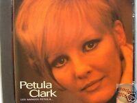 PETULA CLARK ( CD ) LES ANNEES PETULA