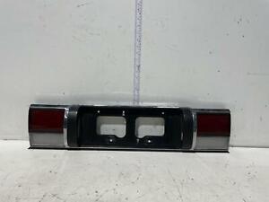 Toyota Corolla Rear Bootlid Garnish AE92 06/1989-08/1994