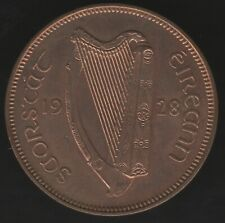More details for 1928 ireland proof halfpenny coin | european coins | pennies2pounds