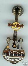 Hard Rock Cafe INDIANAPOLIS. Facade Series. Guitar Pin.