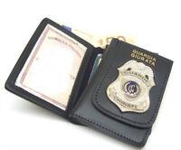 Portafoglio Vega Holster in cuoio 1WD27 guardie giurate guardia giurata GPG GG