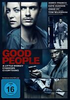 KATE/FRANCO,JAMES/SY,OMAR/WILKINSON,TOM HUDSON - GOOD PEOPLE  DVD NEUF