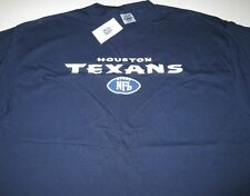 NEW Houston Texans NFL Inaugural Season T - Shirt 2XL