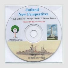 JUTLAND CASUALTY LIST, DAMAGE REPORTS & Extras - NEW CD