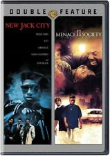 New Jack City/Menace Ii Society [New DVD] 2 Pack