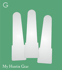 Item G - 3 Mylar Replacement Reeds Mallardtone M-295 Duck Call My Huntin Gear