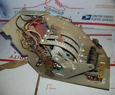 Wurlitzer 3300, 3310 Coin Register Mechanism or PLAYRAK