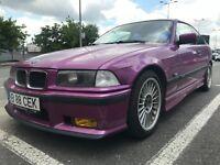 "BMW E36 318 IS Sport Edition, Alpina 17"" wheels M3 factory werk packet 1993"