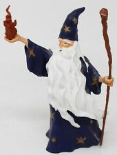 Great Blue Wizard Merlin the Magician Fantasy Figure 1999 Papo