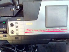 Rca Svhs Cpr350 Camcorder + Case/Accessories