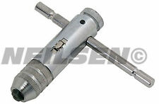 85 mm T Type Ratchet Tap Wrench M 3 - m 8 - Forward and Reverse 3 - 8 mm