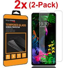 2-Pack MagicShieldz® Tempered Glass Screen Protector Film For LG G8 ThinQ