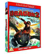 How To Train Your Dragon 2 3D Blu-ray Film