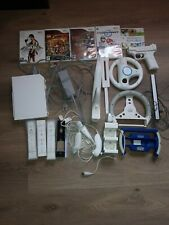 Nintendo Console Wii Pack Sport + la Télécommande Wiimote+ le Nunchuk + La Dern…