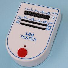 LED-Tester 9 V DC Passend für LED bedrahtet, SMD + LEDs OVP+NEU (260