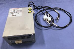 Micromass Brandenburg DN1077 Power Supply Capillary Corona Phosphor Dynode 1.7a
