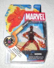 Human Torch - Marvel Universe - MOC 100% (Hasbro)