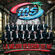 Banda Sinaloense MS - La Mejor Version De Mi [New CD]