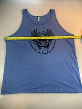 Canvas Casual Triathlon Tank Top Xlarge Xl (6560-2)