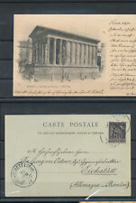 557143 / Postkarte FRANKREICH NIMES