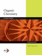 Organic Chemistry A Guided Inquiry, by Straumanis, 2nd Edition, WORKTEXT