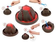 Education Science Toy Volcano DIY Eruption Set Gift Toy Present age 10+